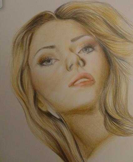 Scarlett Johansson by 3asalolo